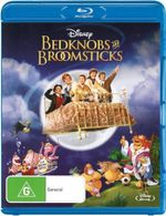 Bedknobs and Broomsticks - Angela Lansbury