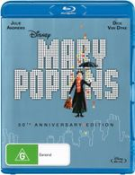 Mary Poppins (50th Anniversary Edition) - Julie Andrews