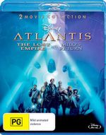 Atlantis : The Lost Empire / Atlantis: Milo's Return - James Arnold Taylor