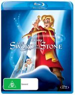 Sword in the Stone - Karl Swenson