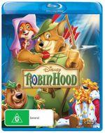 Robin Hood - Brian Bedford