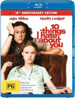 10 Things I Hate About You (10th Anniversary Edition) - Julia Styles