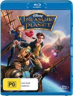 Treasure Planet - Roscoe Lee Browne