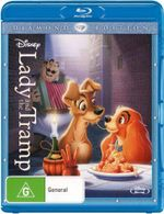 Lady and the Tramp - Larry Roberts