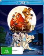 Lady and the Tramp II : Scamp's Adventure - Scott Wolf