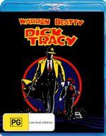 Dick Tracy - Warren Beatty