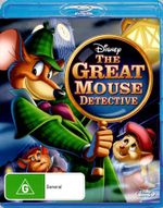 Basil the Great Mouse Detective - Susanne Pollatschek