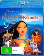 Pocahontas / Pocahontas II (1 Disc) - Finola Hughes