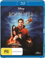 Rocketeer : Breaking Dawn - Part 1 (2 Disc Special Edition) - Timothy Dalton