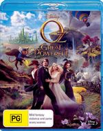 Oz The Great and Powerful - James Franco