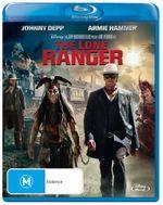 The Lone Ranger - Johnny Depp