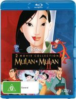 Mulan / Mulan 2 - Ming-Na Wen