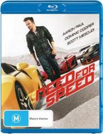 Need for Speed - Aaron Paul