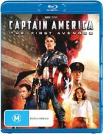 Captain America : The First Avenger - Chris Evans
