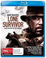 Lone Survivor - Mark Wahlberg