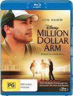 Million Dollar Arm - Suraj Sharma