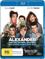 Alexander and the Terrible, Horrible, No Good, Very Bad Day - Steve Carell