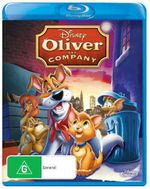 Oliver and Company - Billy Joel