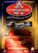 Commodore 21 : 1980 - 2000: The Bathurst Years - Tim Colvin
