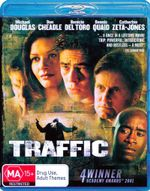 Traffic - Michael Saucedo