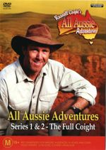 Russell Coight's All Aussie Adventures - Series 1 & 2 : The Brain Issue - Glenn Robbins