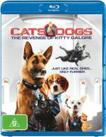 Cats and Dogs 2 : The Revenge of Kitty Galore - Katt Williams