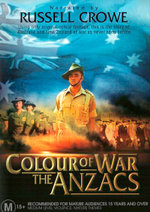Colour of War : The Anzacs - Russell Crowe