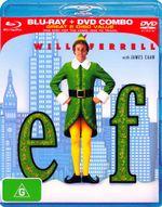 Elf (Blu-ray/DVD) - Bob Newhart