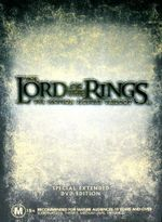 The Lord of the Rings : Trilogy (Special Extended Versions) - John Rhys-Davies