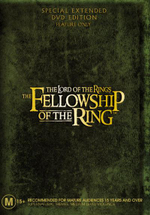 The Lord of the Rings : The Fellowship of the Ring (Special Extended) (2 Discs) - Noel Appleby