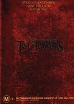 The Lord of the Rings : The Two Towers (Extended Edition)