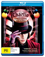 Charlie and the Chocolate Factory (2005) - Johhny Depp