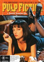 Pulp Fiction (10th Anniversary 2 Disc Collector's Edition) - Samuel L. Jackson