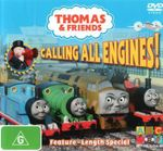 Thomas & Friends : Calling All Engines - Ringo Starr