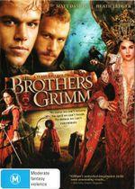 The Brothers Grimm - Tomas Liska