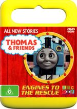 Thomas & Friends : Engines to the Rescue - Michael Angelis