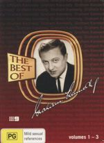 The Best Of Graham Kennedy : Volumes 1 - 3 : 3 Disc Box Set - Graham Kennedy