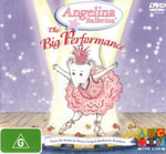 Angelina Ballerina : The Big Performance (HBS)