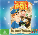 Postman Pat : The Pirate Treasure