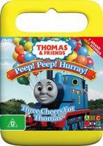 Thomas & Friends : Three Cheers for Thomas