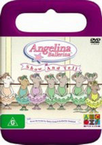 Angelina Ballerina : Show and Tell - Finty Williams