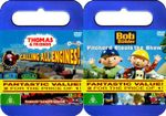 Thomas & Friends : Calling All Engines/Bob the Builder: Pilchard Steals the Show (2 Discs) - Michael Angelis