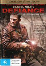 Defiance - Kate Fahy
