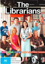 The Librarians : Series 1 - Joshua Lewson