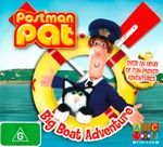 Postman Pat : Big Boat Adventure