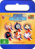 HIT Favourites : Active Collection: Fit as a Fiddle (Including Thomas & Friends, Bob the Builder, Pingu, Fireman Sam and more)