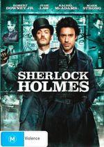 Sherlock Holmes - Rachel McAdams