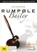 Rumpole of the Bailey : Series 3 - Emlyn Williams