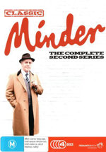 Minder : Series 2 - Dennis Waterman