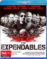 The Expendables - Randy Couture